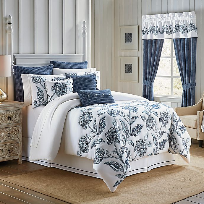 Croscill 174 Clayra Comforter Set Bed Bath And Beyond Canada