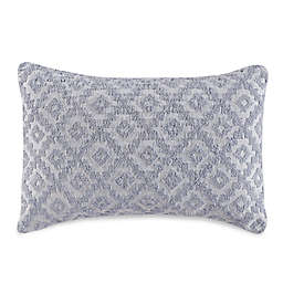 Anthology™ Tamara Oblong Throw Pillow in White