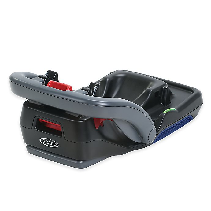Alternate image 1 for Graco® SnugRide® SnugLock™ DLX Infant Car Seat Base in Black