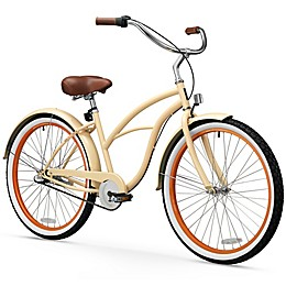 "sixthreezero Women's Classic Edition 26"" Three Speed Beach Cruiser Bicycle"