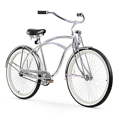 "Firmstrong Urban Man LRD 26"" Single Speed Beach Cruiser Bicycle"