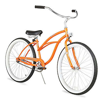 "Firmstrong Urban Lady 26"" Single Speed Beach Cruiser Bicycle"