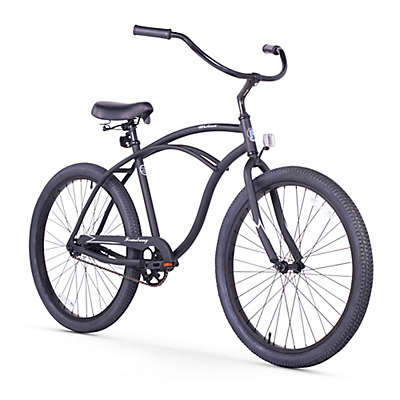 "Firmstrong Urban Man Alloy 26"" Single Speed Beach Cruiser Bicycle"