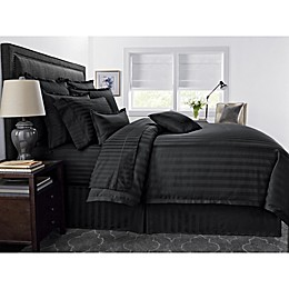 Wamsutta® 500-Thread-Count PimaCott® Damask Stripe Comforter Set