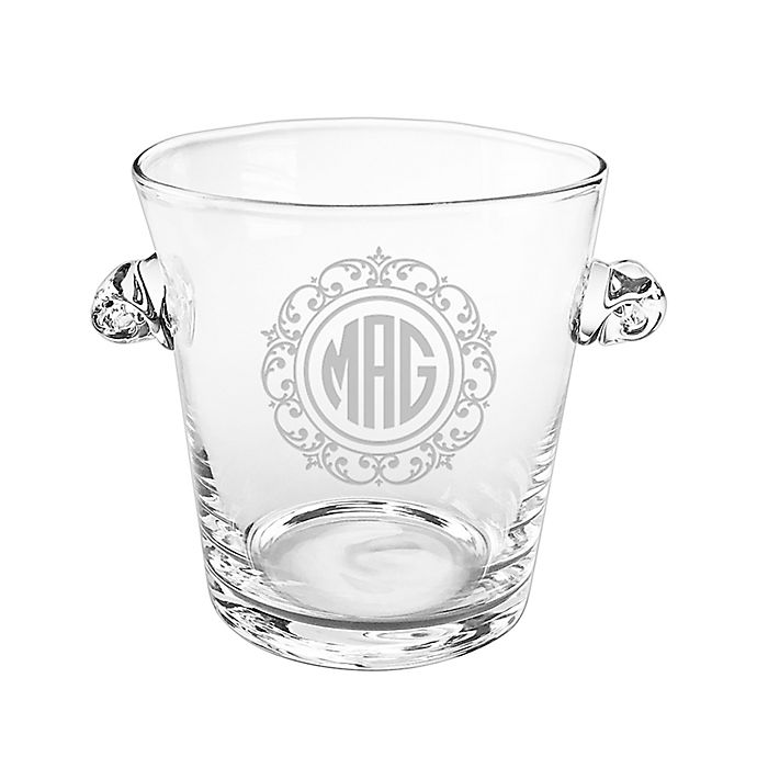 Alternate image 1 for Susquehanna Glass Lace Ice Bucket