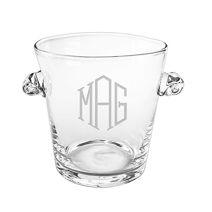Alternate image 1 for Susquehanna Glass Ice Bucket