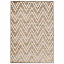 Safavieh Paradise Zig Zag 8-Foot x 11-Foot 2-Inch Area Rug in Mouse