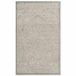 Safavieh Paradise Soft 2-Foot 7-Inch x 4-Foot Rug in Silver