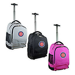 MLB Chicago Cubs 19-Inch Wheeled Backpack