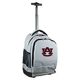 Auburn University 19-Inch Wheeled Backpack in Grey