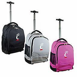 University of Cincinnati 19-Inch Wheeled Backpack