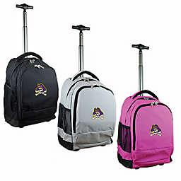East Carolina University 19-Inch Wheeled Backpack