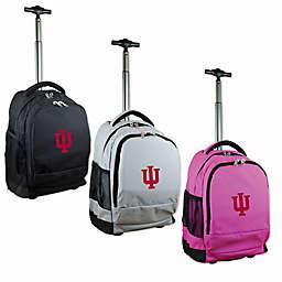 Indiana University 19-Inch Wheeled Backpack