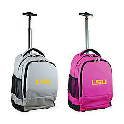 Louisiana State University 19-Inch Wheeled Backpack