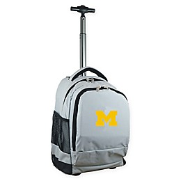 University of Michigan 19-Inch Wheeled Backpack
