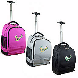 University of South Florida 19-Inch Wheeled Backpack