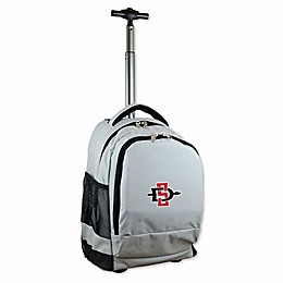 San Diego State University 19-Inch Wheeled Backpack