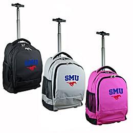Southern Methodist University 19-Inch Wheeled Backpack