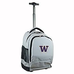 University of Washington 19-Inch Wheeled Backpack