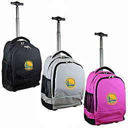NBA Golden State Warriors 19-Inch Wheeled Backpack