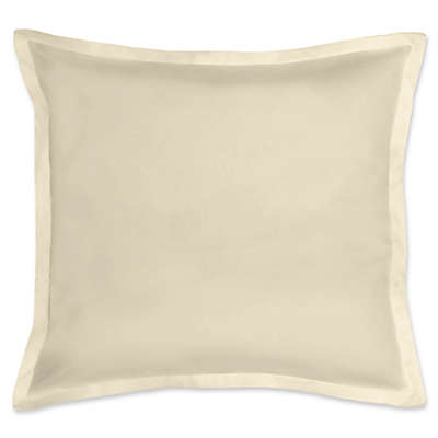 300-Thread-Count Cotton European Pillow Sham