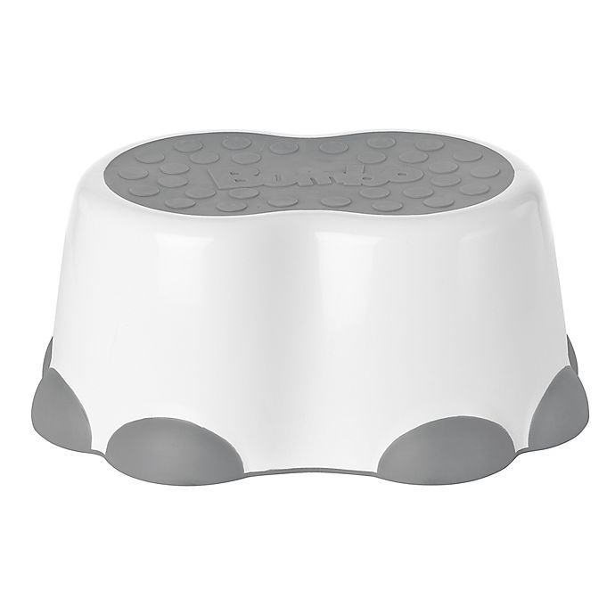 Alternate image 1 for Bumbo Step Stool in Grey