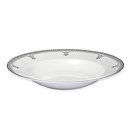 Oneida® Michelangelo Platinum Rim Soup Bowl
