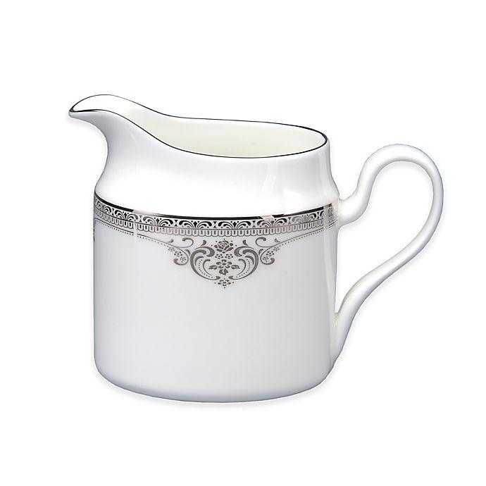 Alternate image 1 for Oneida® Michelangelo Platinum Creamer