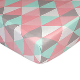 Lolli Living™ by Living Textiles Mix & Match Tripod Fitted Crib Sheet