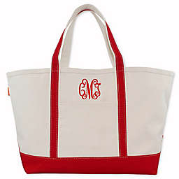 CB Station Large Boat Tote in Red