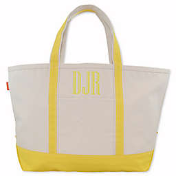 CB Station Large Boat Tote in Yellow