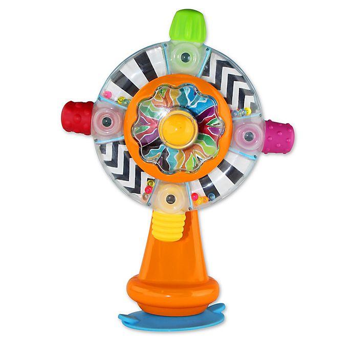 Alternate image 1 for infantino® Stick & See Spinwheel in Orange