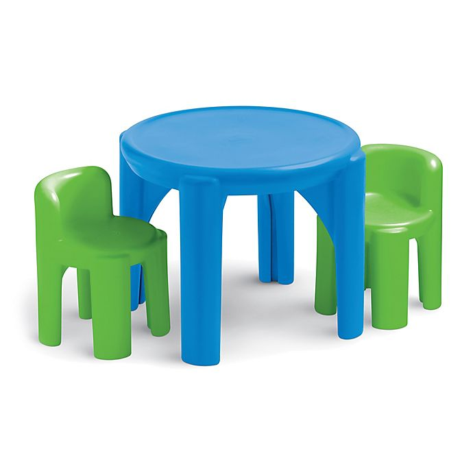 Amazing Little Tikes Bright N Bold 3 Piece Table And Chairs Set Beatyapartments Chair Design Images Beatyapartmentscom