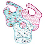 Bumkins® 3-Pack SuperBib in Raindrops