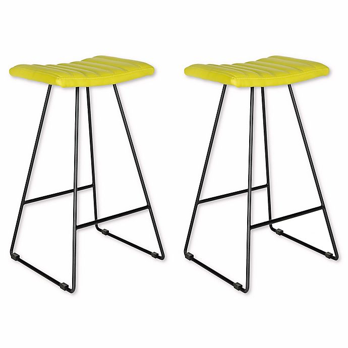 Pleasing Safavieh Akito Bar And Counter Stools Bed Bath Beyond Cjindustries Chair Design For Home Cjindustriesco