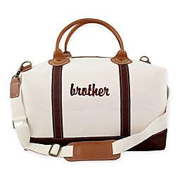 CB Station Weekender Bag in Brown