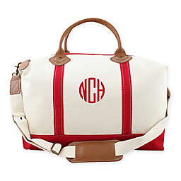 CB Station Weekender Bag in Red