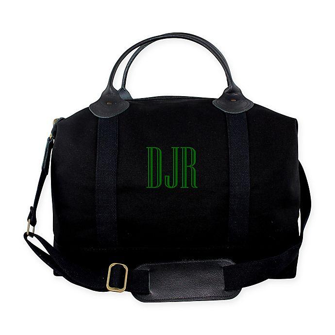 Alternate image 1 for CB Station Color Weekender Bag in Black