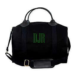 CB Station Color Weekender Bag in Black