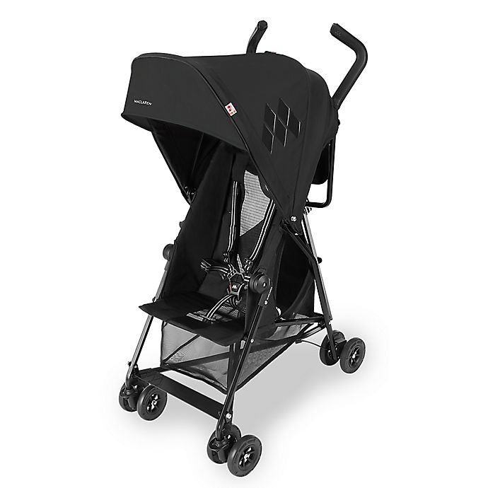 Alternate image 1 for Maclaren Mark II Stroller with Recline  in Black