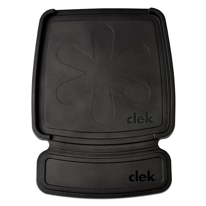 Alternate image 1 for Clek Mat-Thingy Car Seat Protector in Graphite