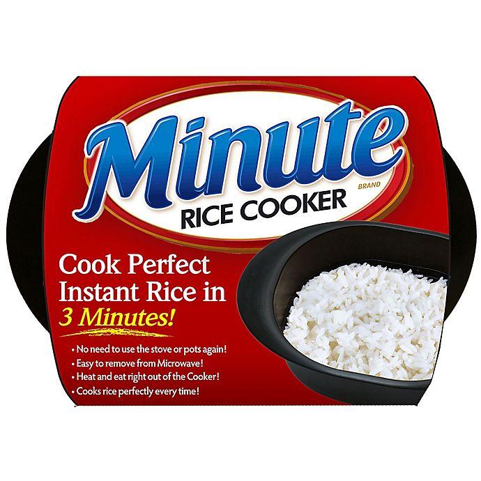 Alternate image 1 for Minute Ricer Cooker