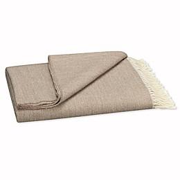 Valeron Talara Alpaca Throw Blanket in Cafe
