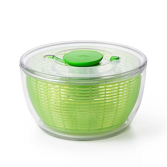 Alternate image 1 for OXO Good Grips® Green Salad Spinner