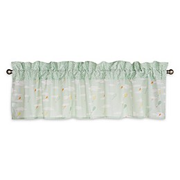 Trend Lab® Dr. Seuss™ Oh! The Places You'll Go Window Valance in Mint