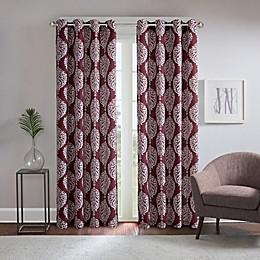 Regency Heights® Zion Grommet Top Window Curtain Panel
