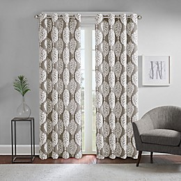 Regency Heights® Zion Grommet Top Window Curtain Panel