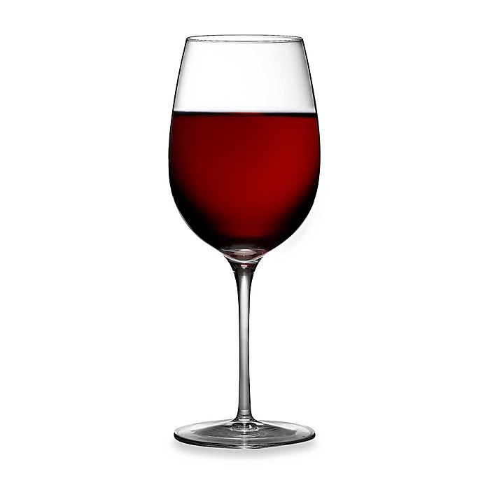 Alternate image 1 for Luigi Bormioli Crescendo SON.hyx® Bordeaux Wine Glasses (Set of 4)