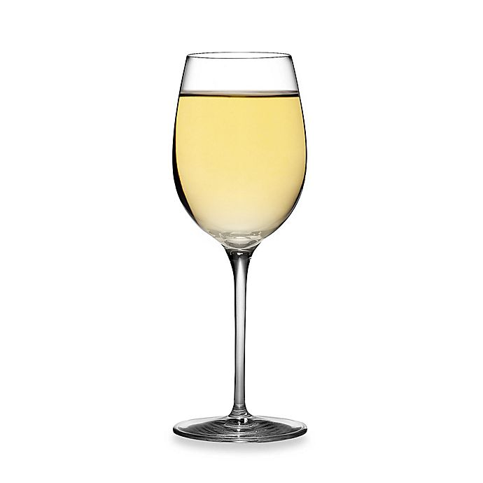 Alternate image 1 for Luigi Bormioli Crescendo SON.hyx® Chardonnay Wine Glasses (Set of 4)