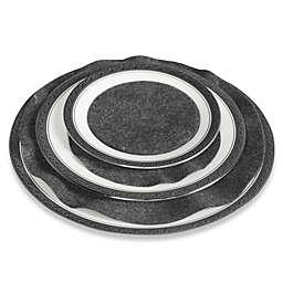 Hagerty Grey Felt Plate Separators